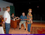 Scene in Play at Macomb Theater c. 2000