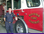 Fire Department Chief Don Bytner c. 2000