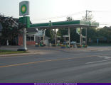 BP Amoco Gas Station c. 2004