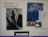 Al Sears Jazz Festival Display c. 2004