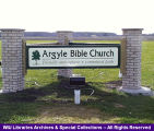 Argyle Bible Church c. 2001