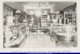 Interior of Campbell and Fisk Jewelers Bushnell