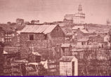 View of Mormon Temple in Nauvoo 1846