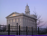 Mormon Temple in Nauvoo, Illinois