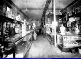Interior of Empey and Pelley Store (1904), at 135 North Randolph Street Macomb