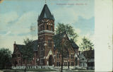 First Presbyterian Church at 400 E Carroll St c. 1911