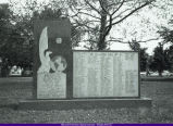 Chandler Park War Memorial Monument 1990