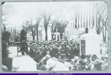 Senator L.Y. Sherman Speaks in Macomb 1914