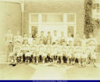 Undated Plymouth Baseball Team Photograph