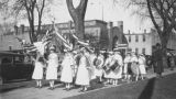 Patriotic Festival for Veteran's Day 1928