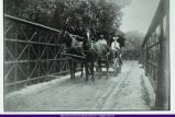 Iron Bridge over Crooked Creek 1900