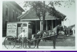 Macomb Dairy Delivery Wagon