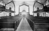 First Presbyterian Church Interior