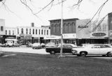Macomb Northwest Side Square c. 1960