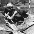 Children Playing at Glenwood Park c. 1980