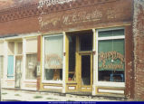 Site of the W.B. Martin Store, Guarin Variety Store, Happy Days Antique Shop Good Hope