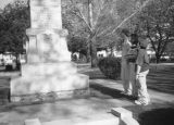 Chandler Park Civil War Monument 2005