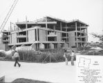 WIU Malpass Library Construction c. 1978