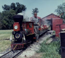 Glenwood Park Lions Club Train c. 1970s