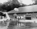 Glenwood Park Swimming Pool 1947