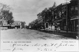 Macomb East Side Square 1906