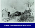 Railroad Through Ellisville