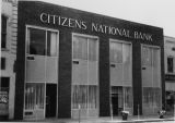 Citizens National Bank c. 1961