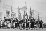 Macomb West Side Square Parade c. 1940s