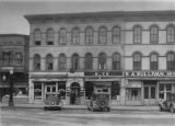 Randolph House Hotel and Sullivan Grocery c. 1930