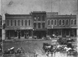 Macomb South Side Square c. 1870s