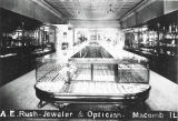 A.E. Rush Jeweler & Optician c. 1900