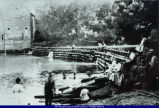 Water-Powered Mill in Bernadotte Fulton County
