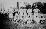 Colchester Cyclones Baseball Team c. 1920