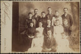 Aledo Teachers Institute Boarding Club 1890