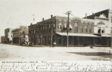 003236.JPG Aledo Seventh St and College Ave Postcard