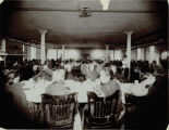 Peoria State Hospital Dining Room c. 1906