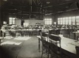 Peoria State Hospital Dining Hall c. 1909
