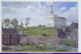 Nauvoo Morman Temple c. 1840