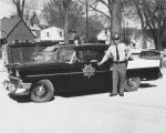 "Macomb Police Officer Leroy ""Doc"" Brown 1956"