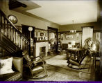 Unidentified Mercer County Residence Living Room