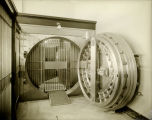 Aledo Farmers State Bank Vault