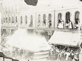 Independence Day Parade on Macomb Square c. 1900