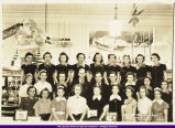 J.J. Newberry Company Store Employees 1939
