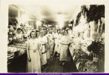 J.J. Newberry Company Store Employees c. 1940