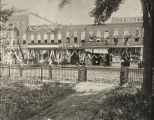 Macomb East Side Square 1883