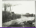 Keokuk Lock and Dam Construction 1912