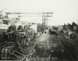 Keokuk Lock and Dam Construction 1911