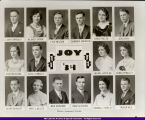 Joy High School Class of 1934