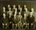 Mercer County Board of Supervisors 1934