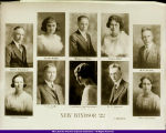 New Windsor High School Class of 1922